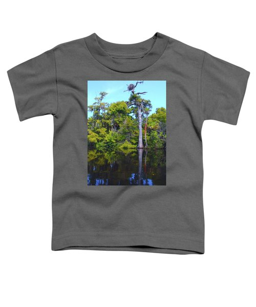 Swamp Land Toddler T-Shirt