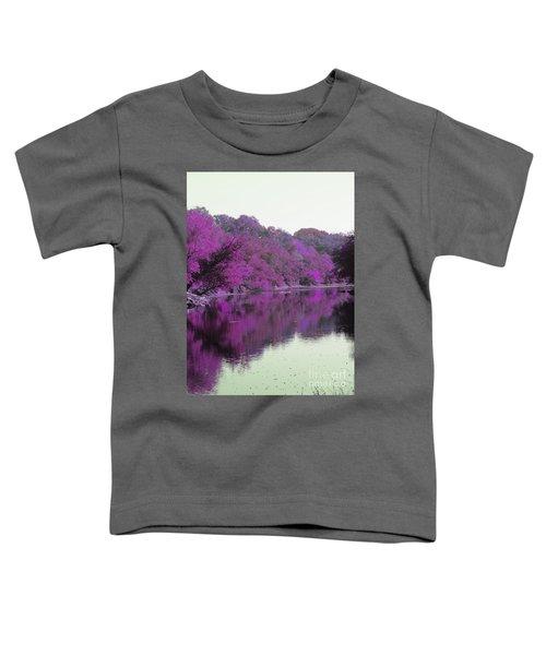 Sweet Fall Reflections Toddler T-Shirt