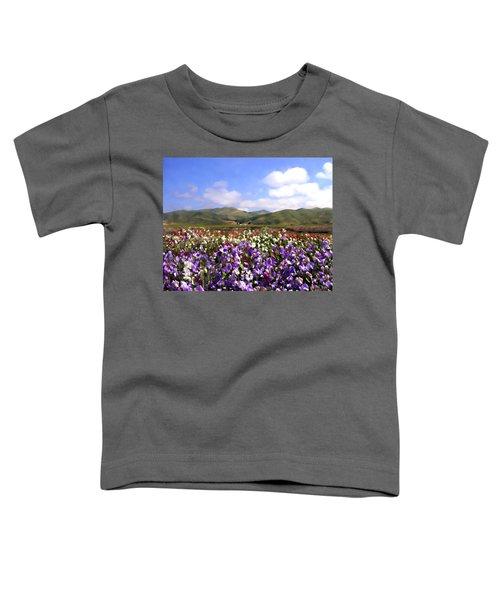 Sweet Peas Galore Toddler T-Shirt