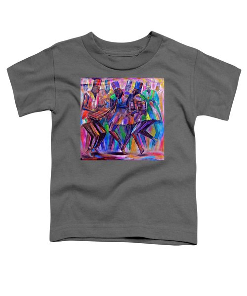 Sweet Rhythms Toddler T-Shirt