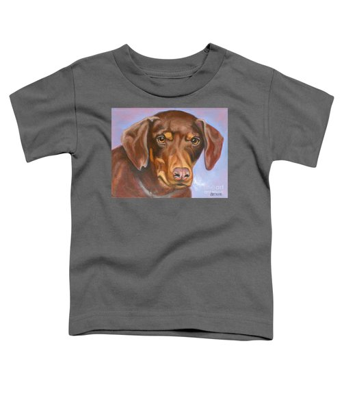Rescued At Last Toddler T-Shirt