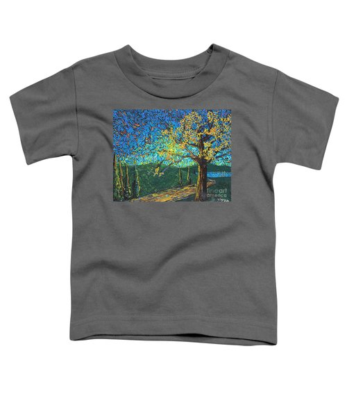Swing By The Road Toddler T-Shirt