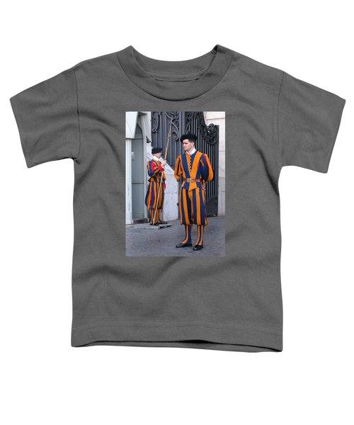 Swiss Guard Toddler T-Shirt