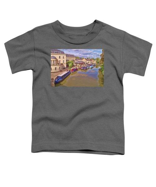 Sydney Wharf Bath Toddler T-Shirt