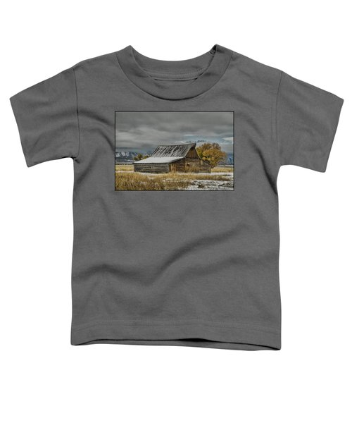 T. A. Moulton's Barn Toddler T-Shirt
