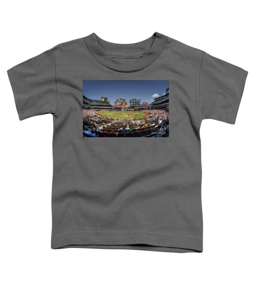 Take Me Out To The Ballgame Toddler T-Shirt