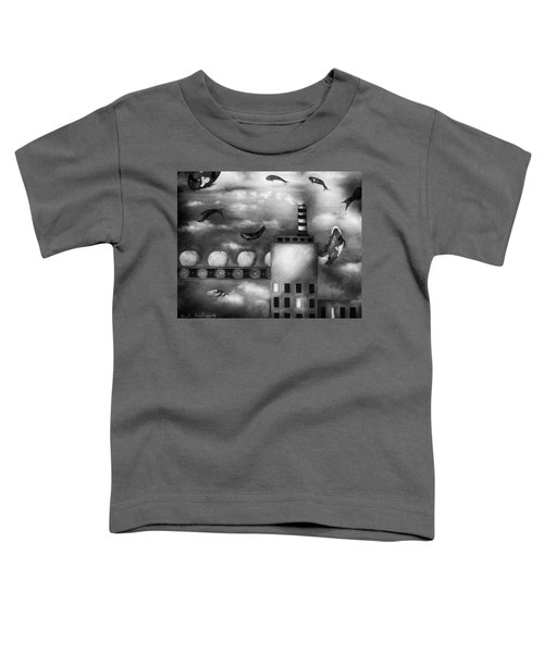 Tangerine Dream Edit 3 Toddler T-Shirt
