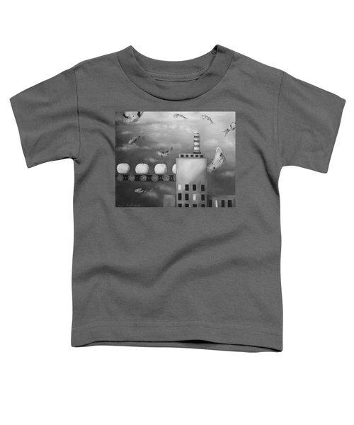 Tangerine Dream Edit 4 Toddler T-Shirt