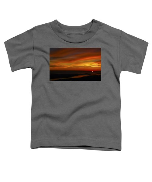 Rappahannock Sunrise II Toddler T-Shirt
