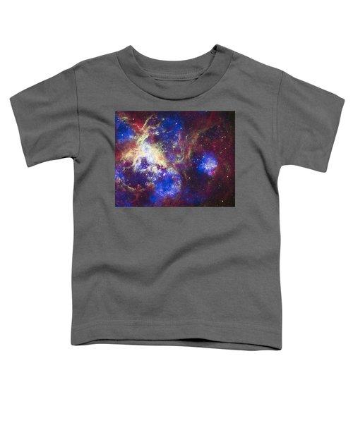 Tarantula Nebula Toddler T-Shirt