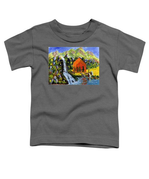 Tea Ceremony Toddler T-Shirt