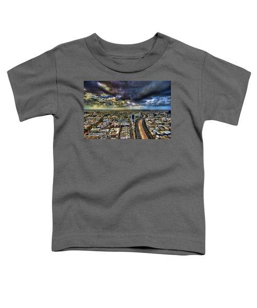 Tel Aviv Blade Runner Toddler T-Shirt
