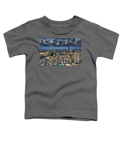 Tel Aviv Love Toddler T-Shirt