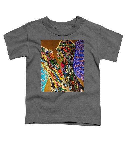 Temple Of The Goddess Eye Vol 1 Toddler T-Shirt