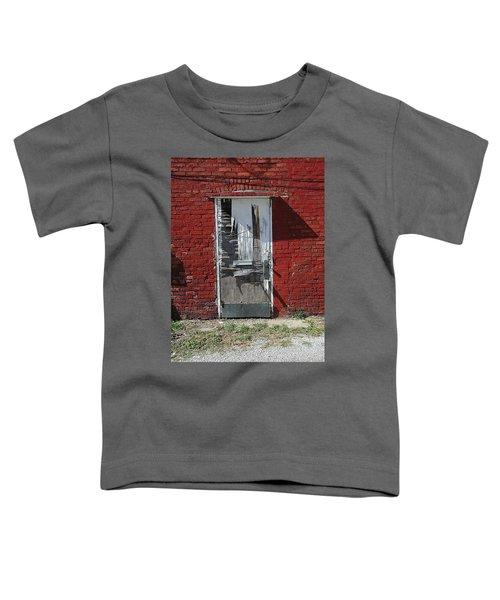 Temporary Toddler T-Shirt