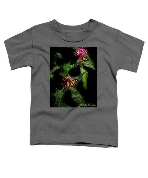 Texas Bred Toddler T-Shirt