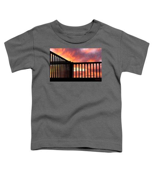 Texas Heat Toddler T-Shirt
