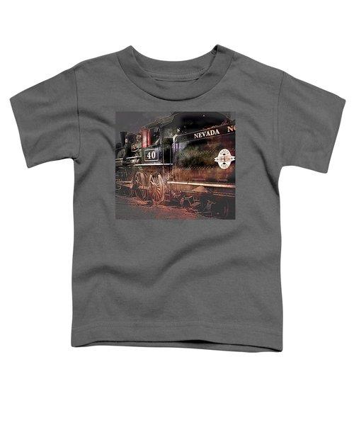The Baldwin Toddler T-Shirt