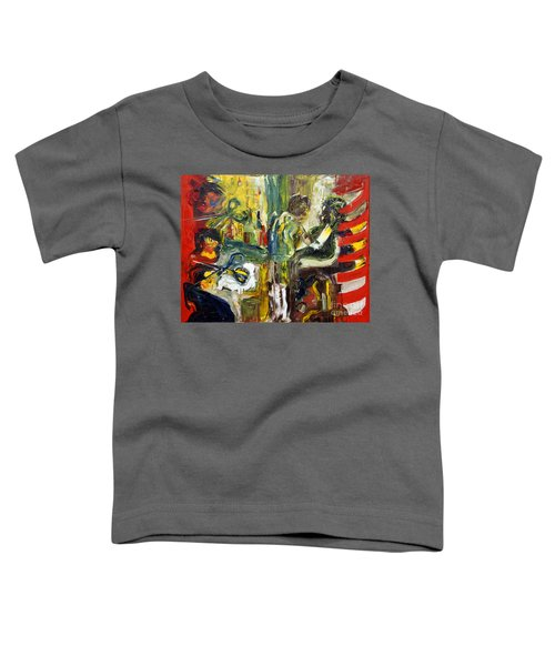 The Barbers Shop - 1 Toddler T-Shirt