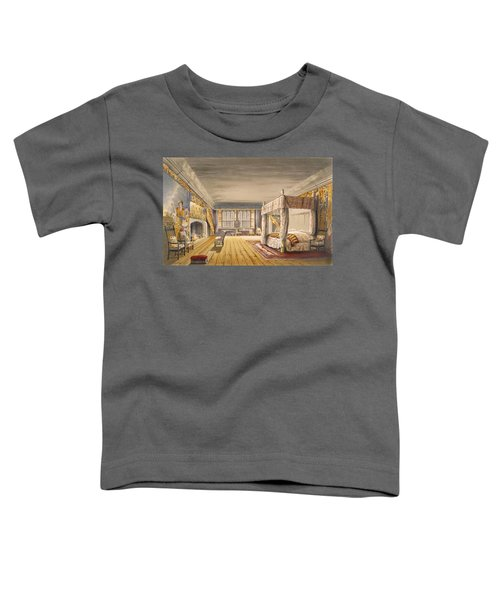 The Best Bedroom, Cotehele House Toddler T-Shirt