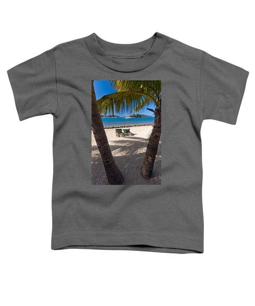 The Bitter End Toddler T-Shirt