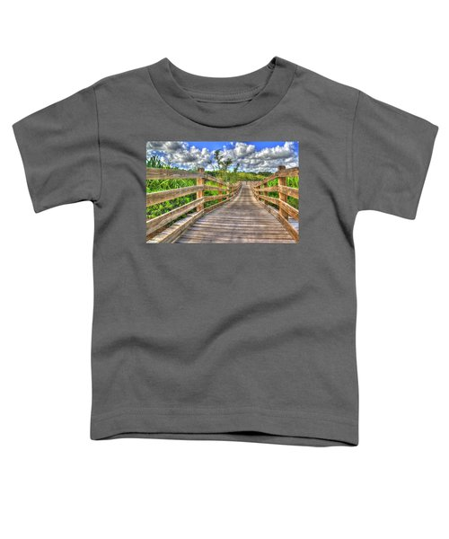 The Boardwalk Toddler T-Shirt