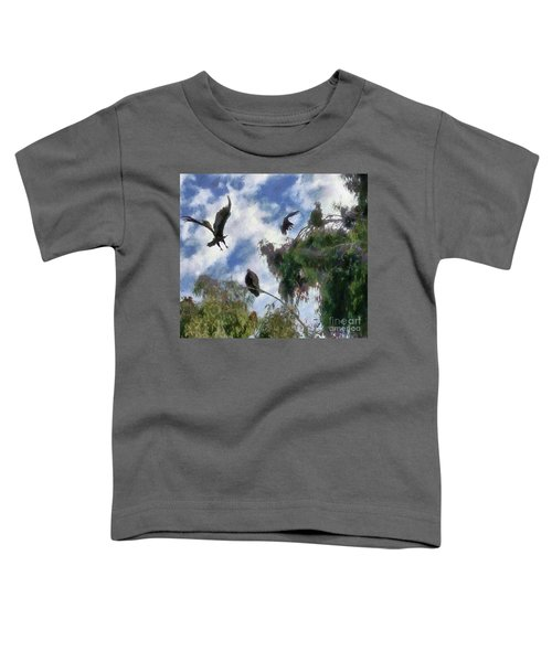 The Buzzard Tree Toddler T-Shirt