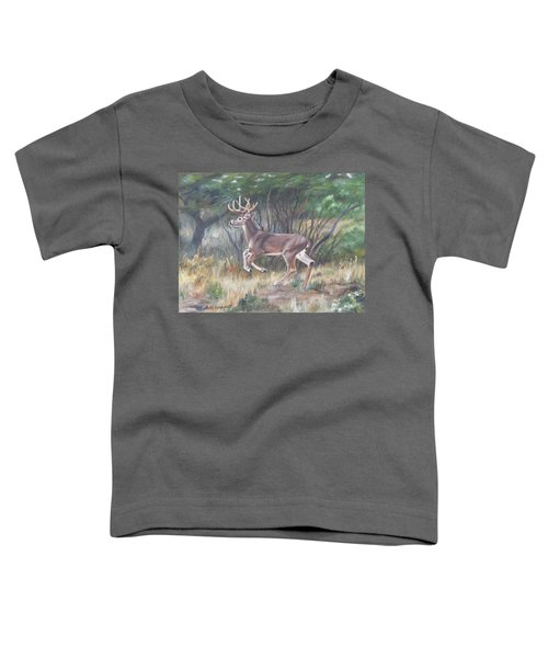 The Chase Is On Toddler T-Shirt