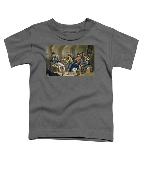 The Cockpit, Battle Of The Nile Toddler T-Shirt