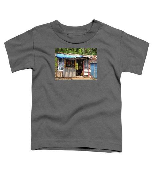 The Corner Market Toddler T-Shirt