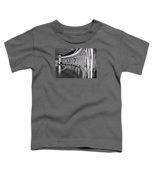 The Cosmopolitan Hotel Las Vegas By Diana Sainz Toddler T-Shirt