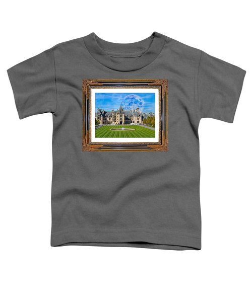The Evening Begins At Biltmore Toddler T-Shirt