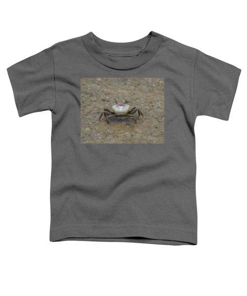 The Fiddler Crab On Hilton Head Island Toddler T-Shirt