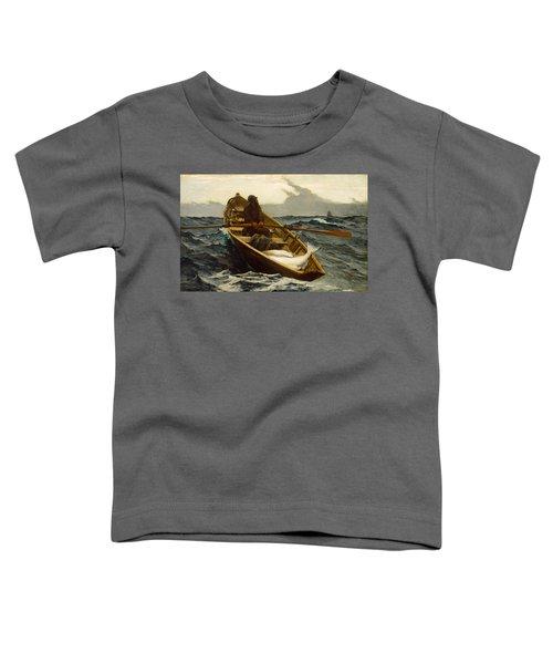 The Fog Warning Toddler T-Shirt
