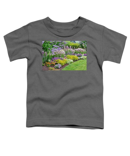 The Gardens Of Bethany Beach Toddler T-Shirt