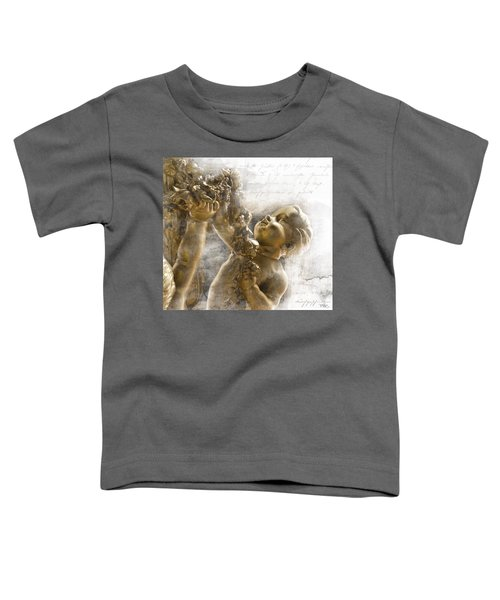The Glory Of France Toddler T-Shirt