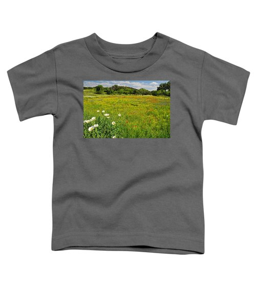 The Glory Of Spring Toddler T-Shirt