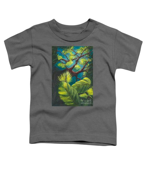 The Goblin Market Restaurant Tree Mt. Dora Toddler T-Shirt