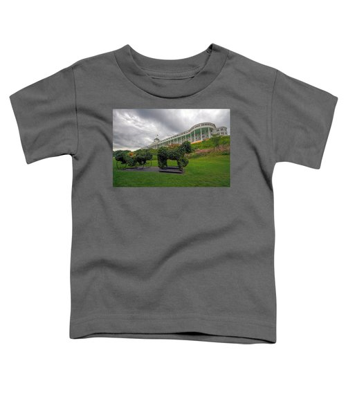 The Grand Hotel Mackinac Island Toddler T-Shirt