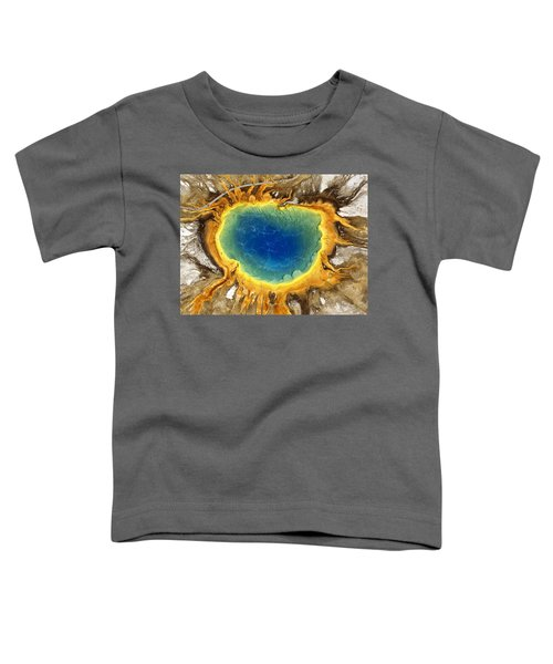 The Grand Prismatic Toddler T-Shirt