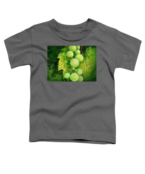The Grapes Toddler T-Shirt