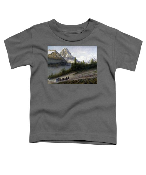 The Great Divide Toddler T-Shirt