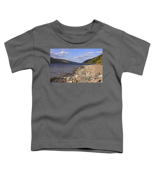 The Great Glen Toddler T-Shirt