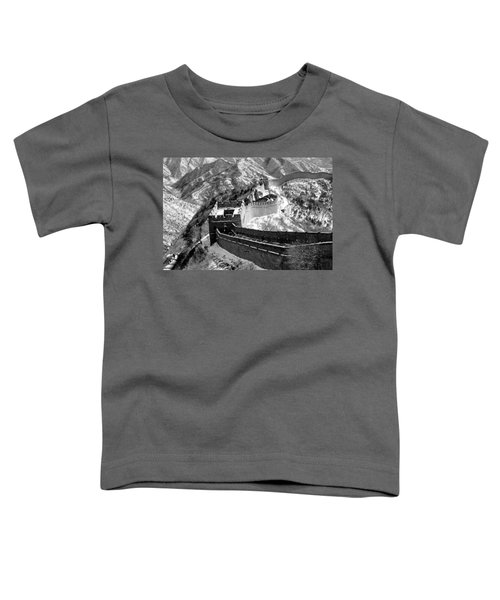 The Great Wall Of China Toddler T-Shirt