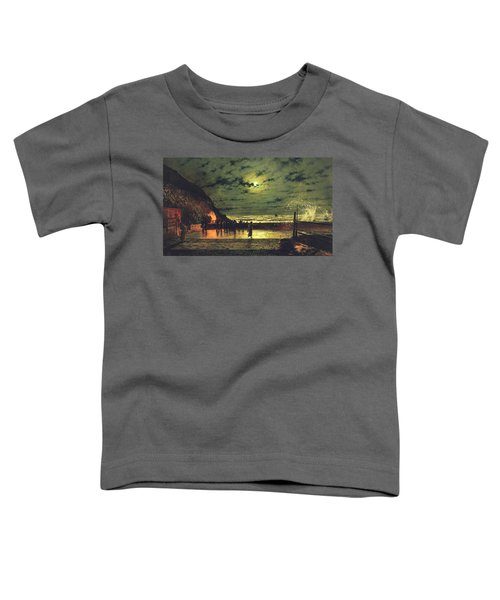 The Harbour Flare Toddler T-Shirt