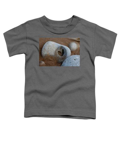 The Heart Of Omaha Beach Toddler T-Shirt