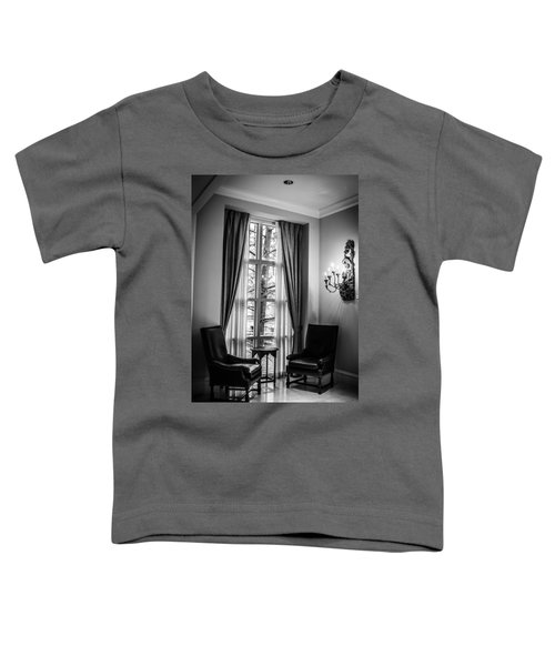 The Hotel Lobby Toddler T-Shirt