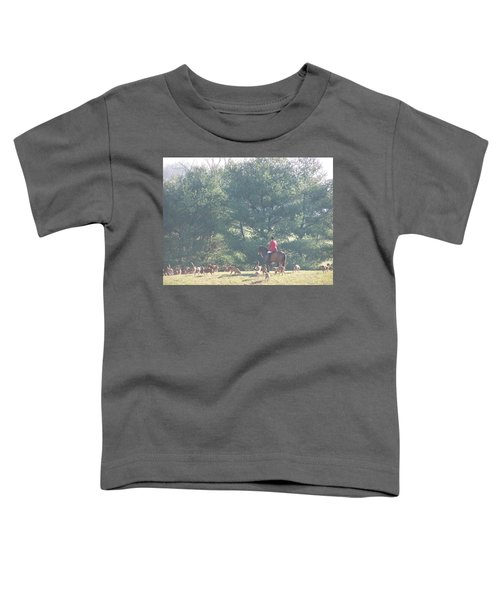 The Hunt Toddler T-Shirt