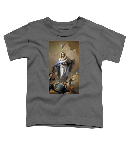 The Immaculate Conception Toddler T-Shirt