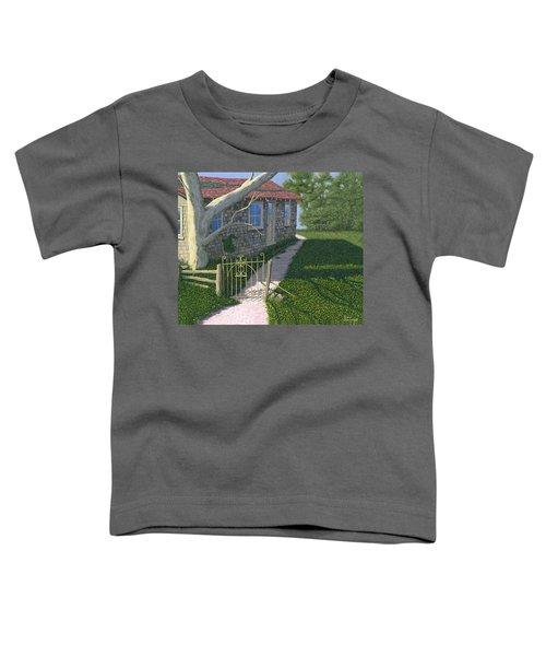 The Iron Gate Toddler T-Shirt